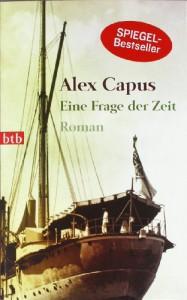 Eine Frage der Zeit - Alex Capus