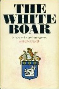 The White Boar - Marian Palmer