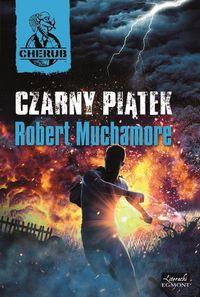 Czarny piątek - Robert Muchamore