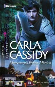 Mercenary's Perfect Mission - Carla Cassidy