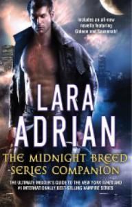 A Touch of Midnight - Lara Adrian