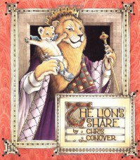 The Lion's Share - Chris Conover