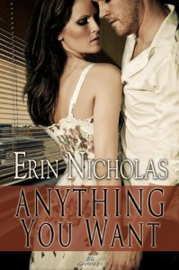 Anything You Want - Erin Nicholas