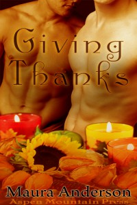 Giving Thanks - Maura Anderson