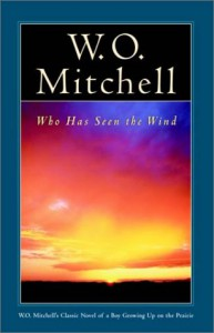 Who Has Seen the Wind - W. O. Mitchell