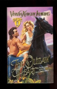 The Outlaw Heart - Vivian Knight-Jenkins