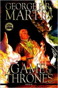 A Game of Thrones: Comic Book, Issue 2 - George R. R. Martin