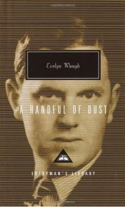 A Handful of Dust - Evelyn Waugh, William Boyd