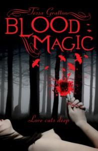 Blood Magic  - Tessa Gratton