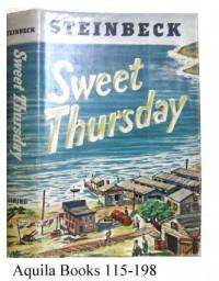 Sweet Thursday (First Edition) - John Steinbeck