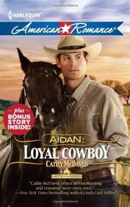 AIDAN: Loyal Cowboy - Cathy McDavid