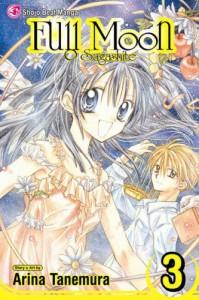 Full Moon: O Sagashite, Vol. 3 - Arina Tanemura