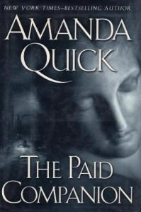 The Paid Companion - Amanda Quick