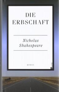Die Erbschaft - Nicholas Shakespeare, Hans Herzog