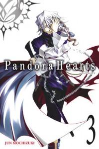 PandoraHearts, Vol. 3 - Tomo Kimura, Jun Mochizuki