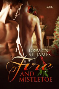 Fire and Mistletoe - Draven St. James