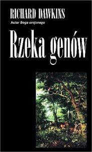 Rzeka genów: Darwinowski obraz życia - Marek Jannasz, Richard Dawkins