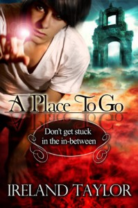 A Place To Go (In-Between, #1) - Ireland Taylor, Cora Graphics, Tracy Stephen