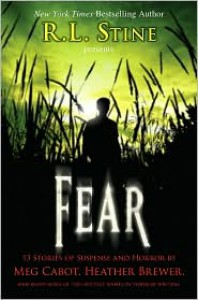 Fear: 13 Stories of Suspense and Horror - International Thrillr eWriters Assoc.