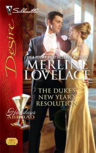 The Duke's New Year's Resolution - Merline Lovelace