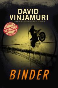 Binder (A Michael Herne Novel #2) - David Vinjamuri