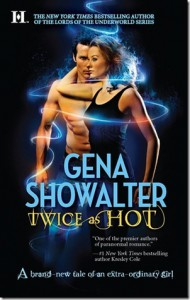 Twice as Hot - Gena Showalter