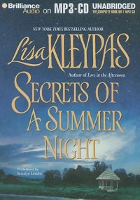 Secrets Of A Summer Night (Wallflower) - Lisa Kleypas, Rosalyn Landor