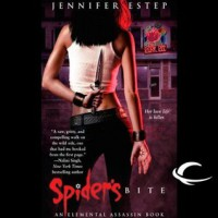 Spider's Bite (Elemental Assassin, #1) - Jennifer Estep,  Lauren Fortgang