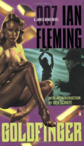 Goldfinger (James Bond, #7) - Ian Fleming, Ben Schott