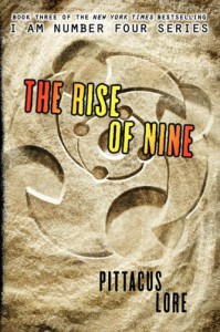 The Rise of Nine - Pittacus Lore