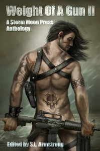 Weight of a Gun II - Gryvon, Scarlet Blackwell, Cornelia Grey, S.L. Armstrong