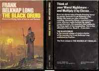 The Black Druid and Other Stories - Frank Belknap Long