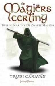 De Magiërsleerling (De Zwarte Magiërs, #2) - Trudi Canavan, Jet Matla