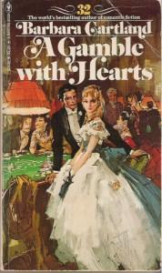 A Gamble with Hearts - Barbara Cartland