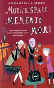 Memento Mori - A.L. Kennedy, Muriel Spark