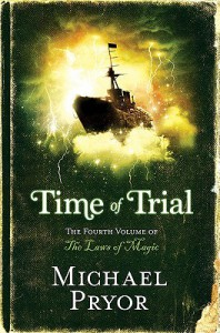 Time of Trial - Michael Pryor