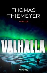 Valhalla: Thriller - Thomas Thiemeyer