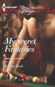My Secret Fantasies - Joanne Rock