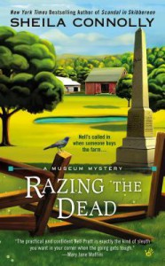 Razing the Dead - Sheila Connolly