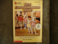 Jessi and the Awful Secret (The Baby-Sitters Club, #61) - Ann M. Martin