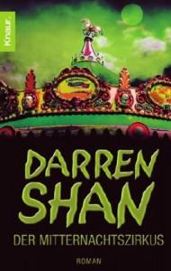 Der Mitternachtszirkus  - Darren Shan