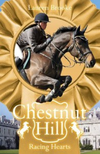 Racing Hearts (Chestnut Hill, #10) - Lauren Brooke
