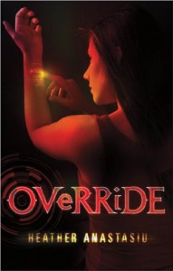 Override  - Heather Anastasiu