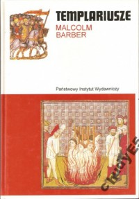Templariusze - Malcolm Barber
