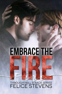 Embrace the Fire - Felice Stevens