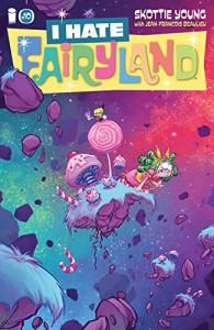 I Hate Fairyland #10 - Skottie Young, Skottie Young, Jean-Francois Beaulieu