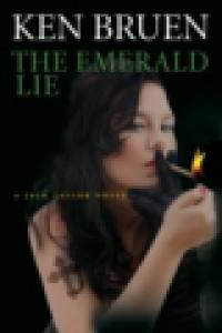 The Emerald Lie: A Jack Taylor Novel - Ken Bruen