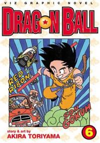 Dragon Ball, Vol. 6: Bulma Returns! (Dragon Ball, #6) - Akira Toriyama