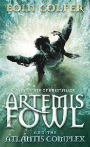 Artemis Fowl: The Atlantis Complex  - Eoin Colfer