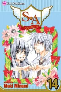 Special A, Vol. 14 - Maki  Minami